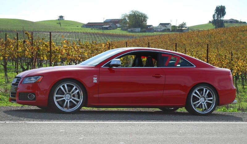 STaSIS Signature Series Audi S5 Challenge Edition: First Drive