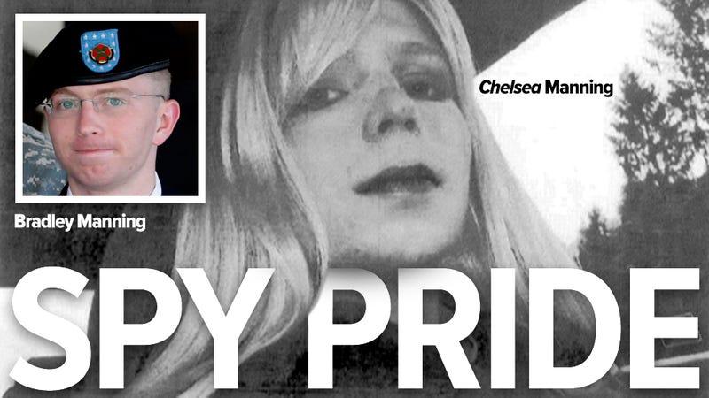 Chelsea Manning's proud request for Presidential pardon