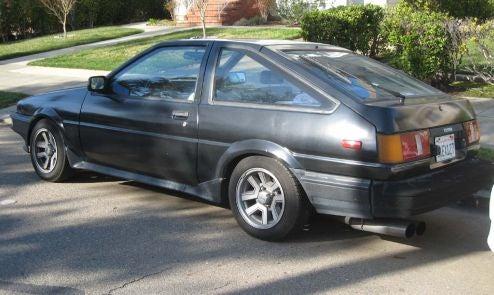 1985 Toyota Corolla AE86