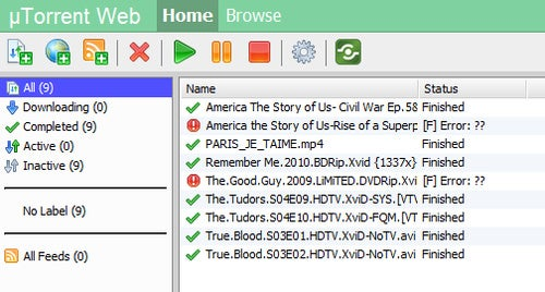 uTorrent 3.0 Alpha Rolls Remote Access with Standard 2.1 Beta Features