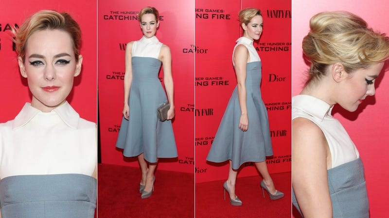 The NYC Premiere of Catching Fire Had the Worst Fashion of Them All