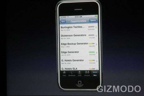 Apple iPhone SDK Liveblog: It Has Begun