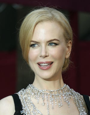 Knocked Up Nicole Kidman Psyched To Gain Weight