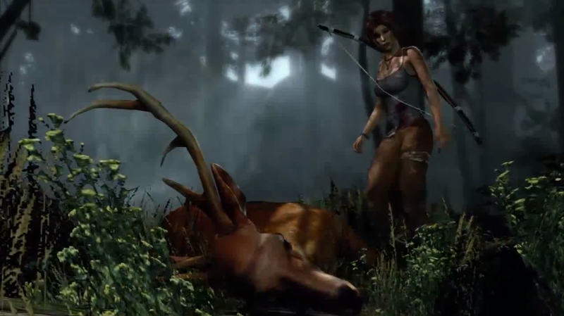 In Tomb Raider, Hell Is Always Other People