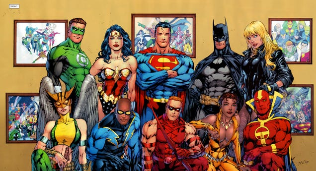 DC's URL Registrations Reveal Comic Book Movie Plans For The Future