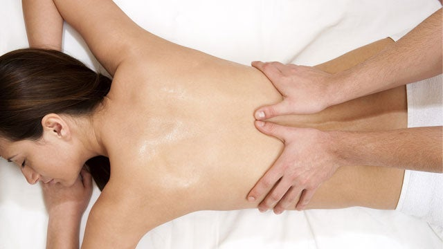 Massage May Be Better Than Meds for Relieving Back Pain