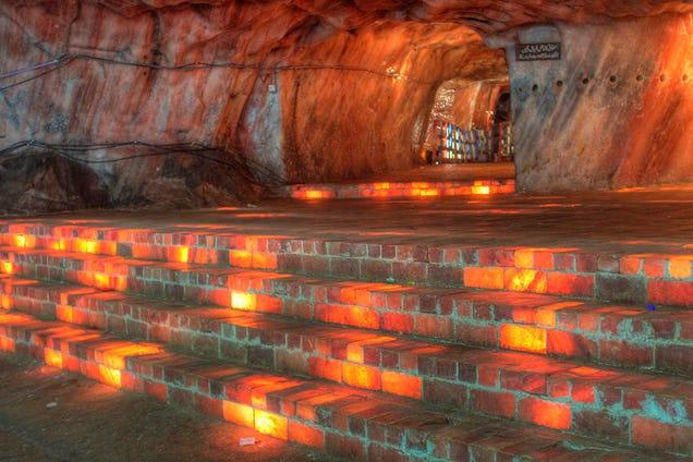 Haz turismo bajo tierra en algunas de las minas mas hermosas del mundo 812626839670608935