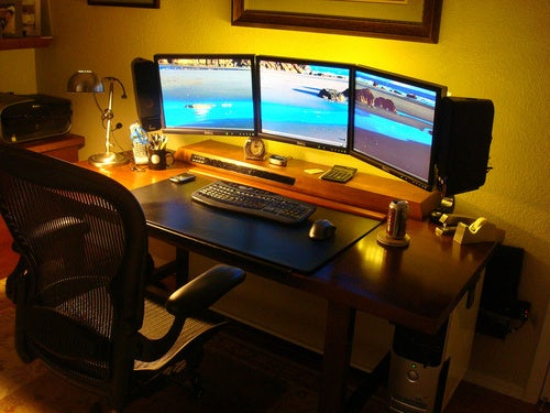 Most Popular Featured Workspaces of 2009