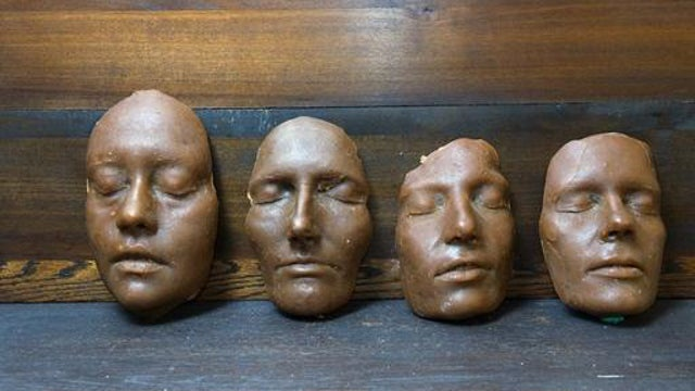 Ancient Roman funeral masks made from wax were freakishly lifelike