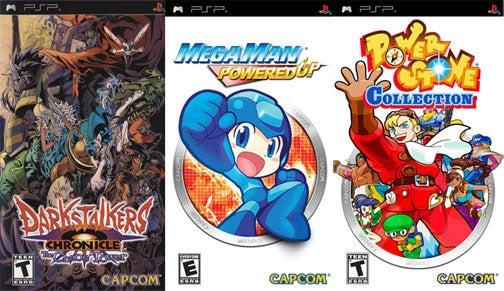 More Capcom Classics To PS3 Soon