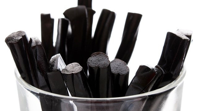 Black Licorice Tastes Like Lead, Also Is Full of Lead