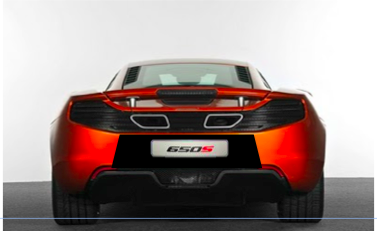 More Leaked Mclaren 650S shots!
