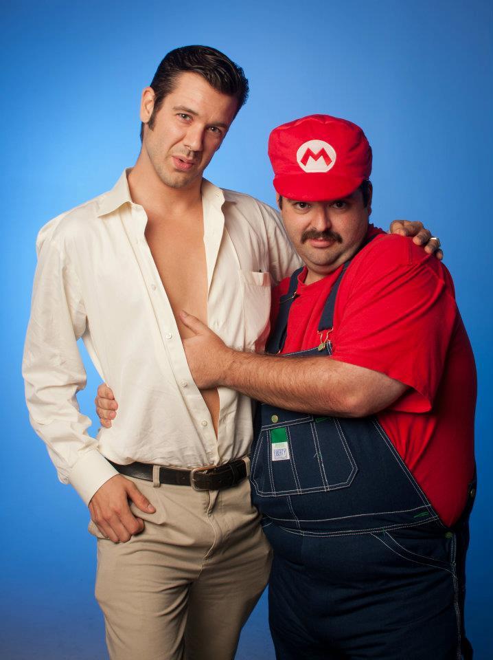 It's-a Me, Sexy Mario