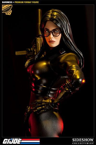 Now That's a Baroness, GI Joe