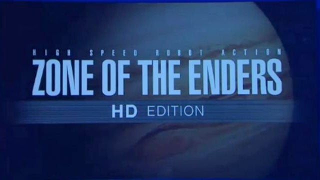 Metal Gear Solid, Zone of the Enders HD Collections Coming to Vita Too