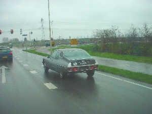 Franco-Italian Fabulosity: The Citroen SM
