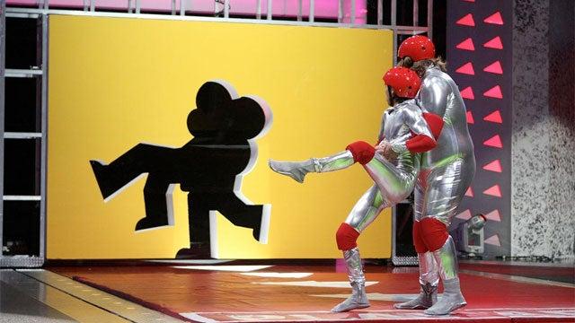 'Human Tetris' Coming To Kinect?