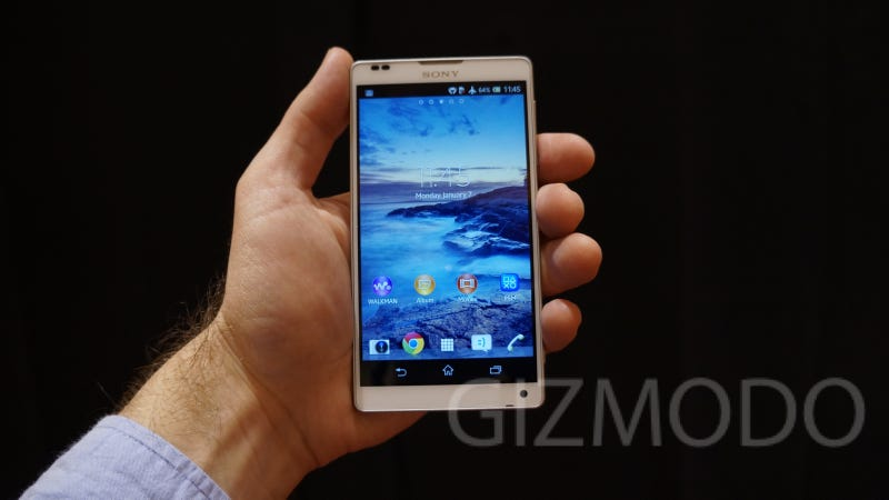 The Five Best Phones of CES 2013