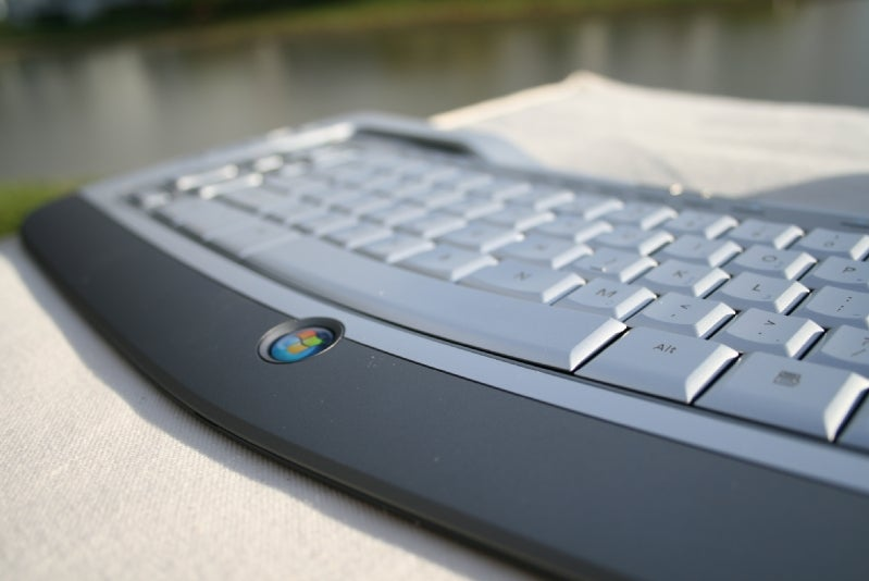 Hands-On With Microsoft's True Ultimate Keyboard