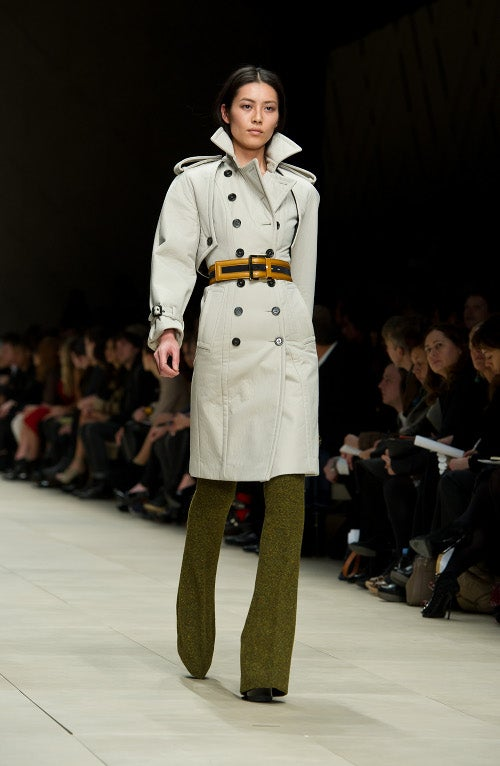 Burberry Dresses The Modern Snow-Maiden
