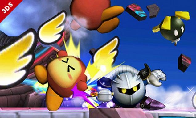Meta Knight Returns, Looks as Menacing as Ever in Super Smash Bros. 4