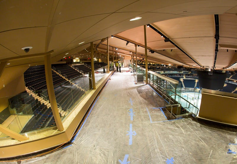 Here Are The New Sky Bridges At Madison Square Garden