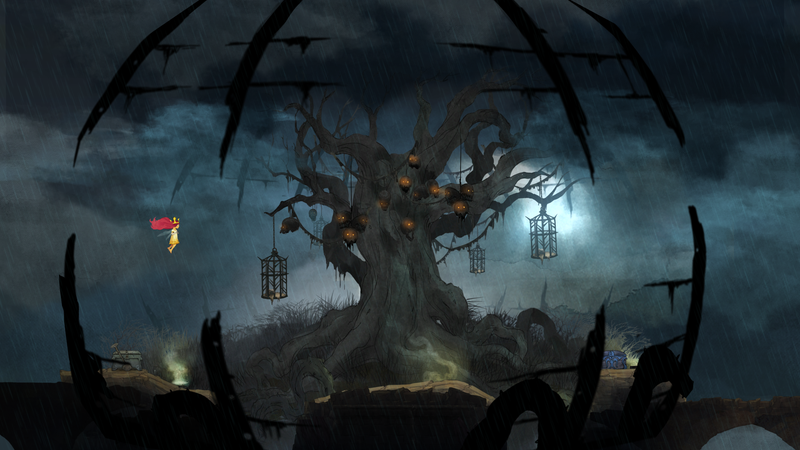 A Brief Q&A With the Creative Mind Behind Child of Light
