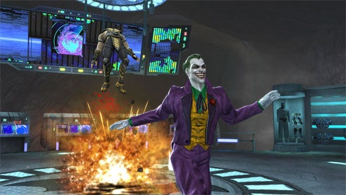 MK vs. DC: Hands On With The Joker