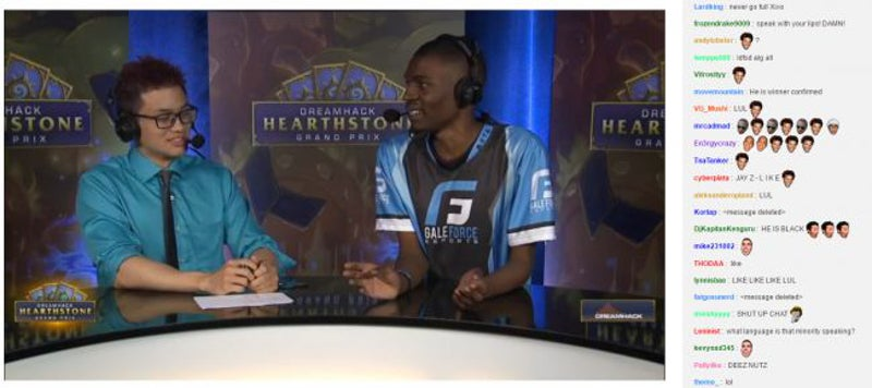 Twitch Chat Racism Changed Hearthstone Pro Terrence Miller's Career