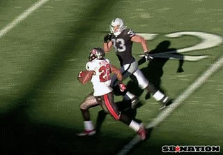 Tampa Bay Rookie Doug Martin Just Put In One Of The Best Rushing Performances Of All Time