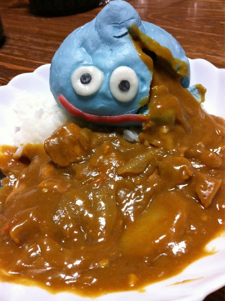 Japan, Stop Playing with the Disgusting-Looking Food!