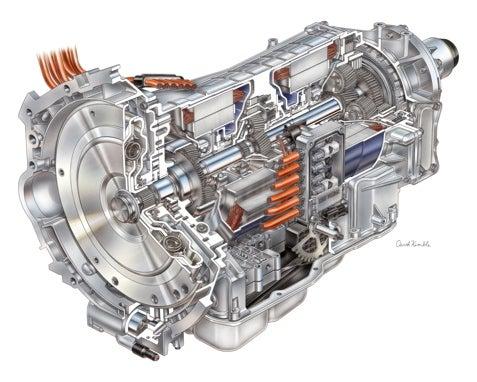Inside Chrysler's Two-Mode HEMI Hybrid System
