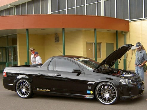 926 HP Holden Ute: Blueprint For An Epic Pontiac G8 El Camino