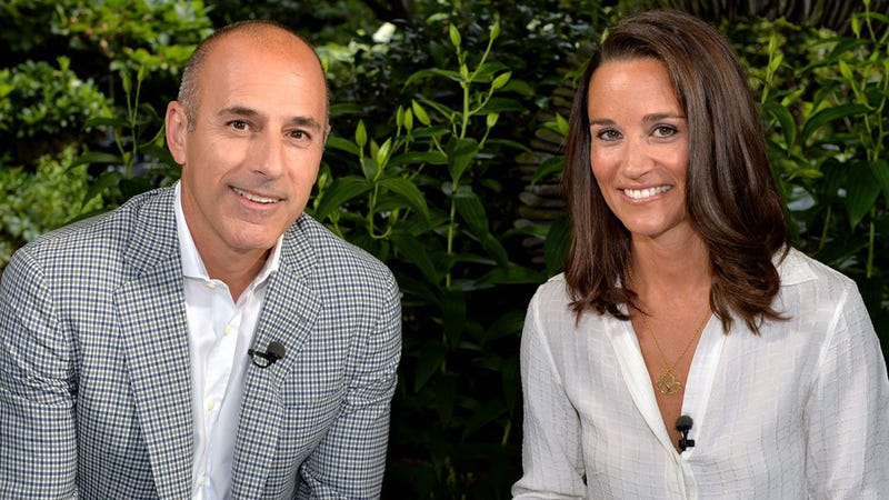 Hornball Carson Daly Wants to Know If Pippa Middleton Has a Boyfriend