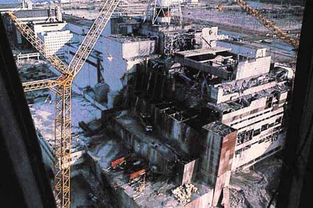Thank Chernobyl For First Space Plants?