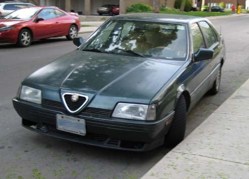 DOTS-O-Rama Sunday: Alfa Romeo 164L