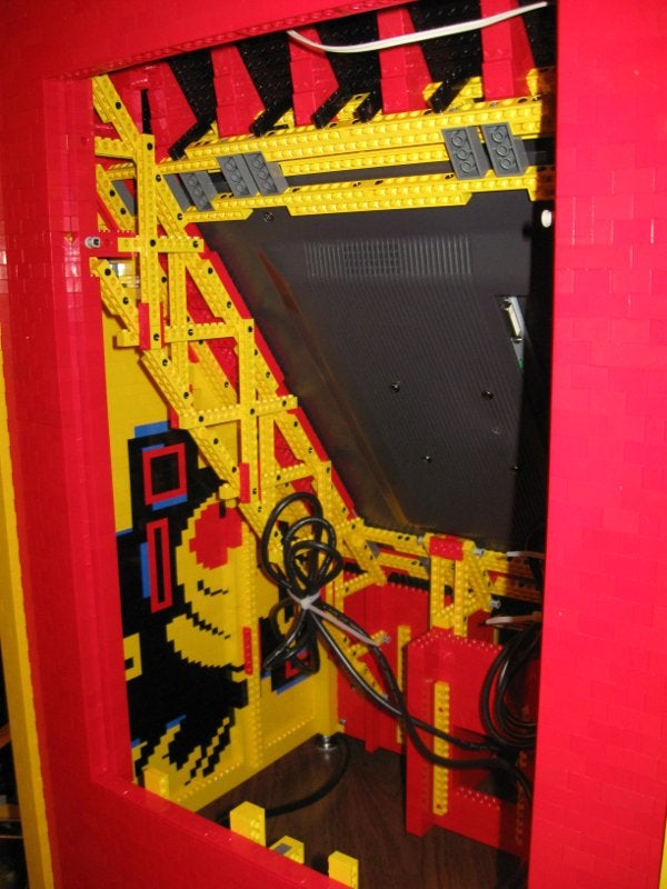 Lego Arcade Machine Overloads My Nerd Senses