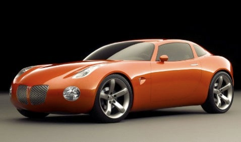Pontiac's Plan: Solstice Coupe Coming in 2009