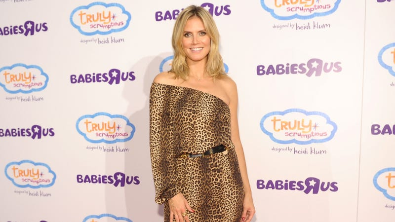 Heidi Klum on her Kids: 'They're Really Into Fake Poops And Things'