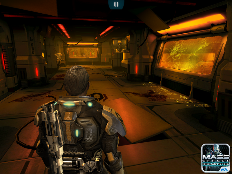 Mass Effect Infiltrator Delivers Galaxy-Hopping Combat to the iPad