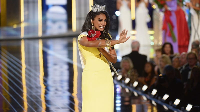 Racists Are Being Hella Racist Because Miss America Isn't White