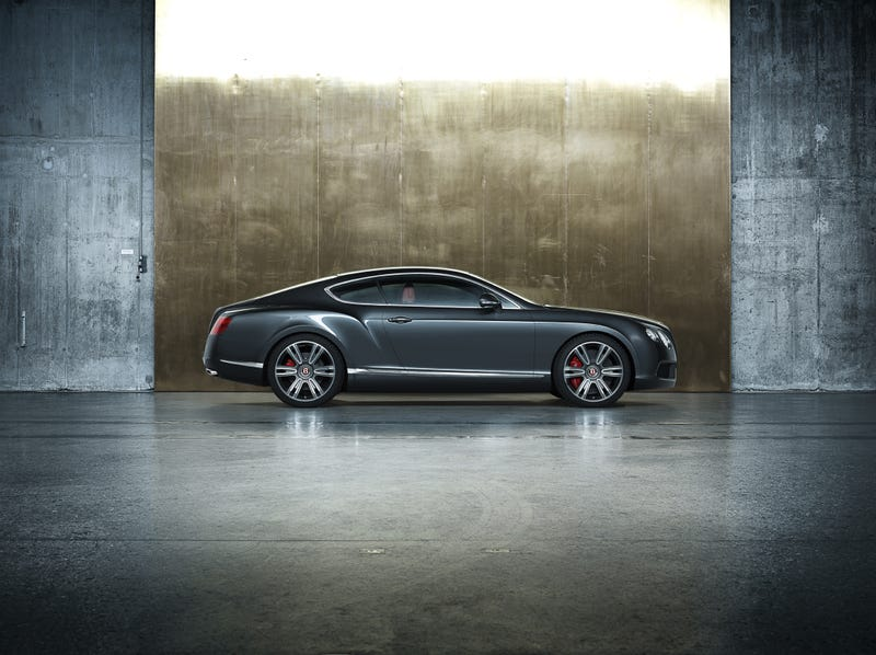 Wonder why Bentley cars fill you with lust? One Word: Embiricos