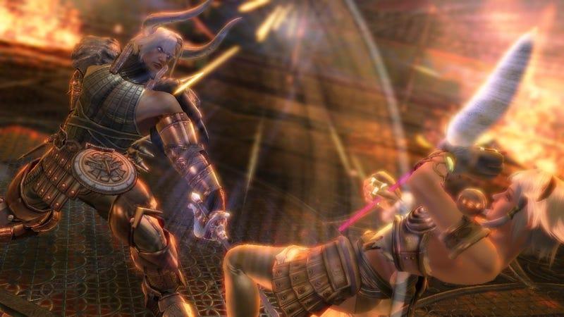 Soulcalibur IV Character Customization Makes Afro Ninja Possible
