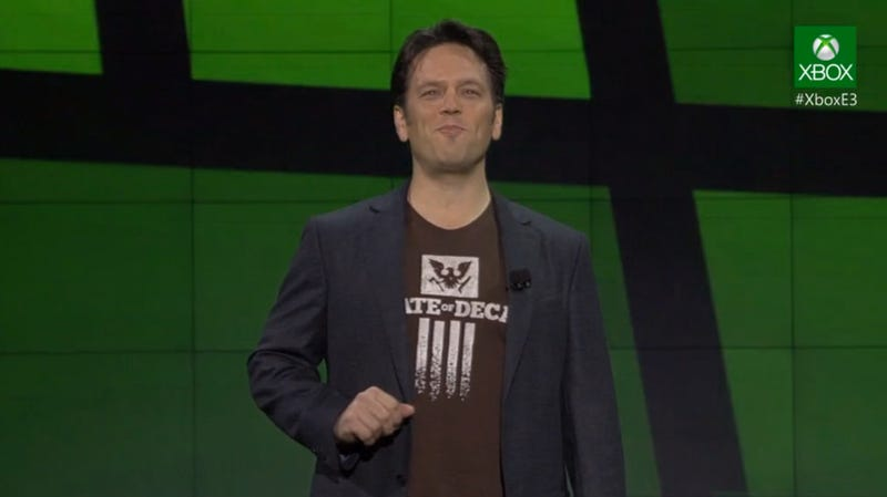One T-Shirt Isn't Enough for This Xbox Exec