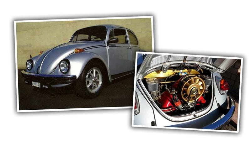 Someone Should Buy This Porsche-Engined Beetle So I Don't