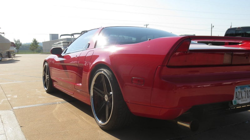 For $33,500, Increase Your NSX Appeal