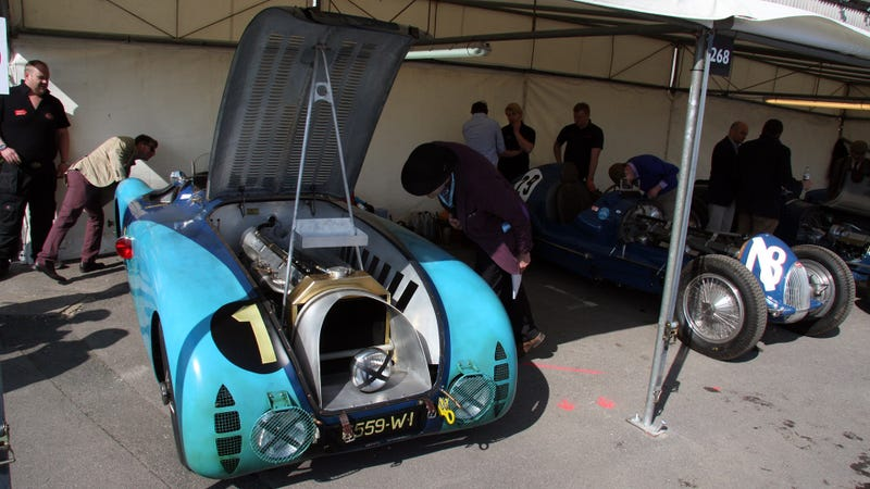 How A Team Of Experts Recreated One Of Bugatti's Most Beautiful Cars