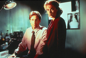 David Duchovny confirms that X-Files 3 script is in the works