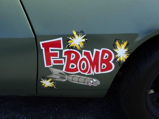 F&F F-Bomb Gallery