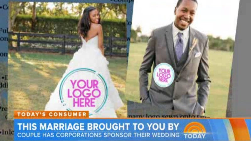 This Couple Hopes to Pay for Their Wedding Via Corporate Sponsorship